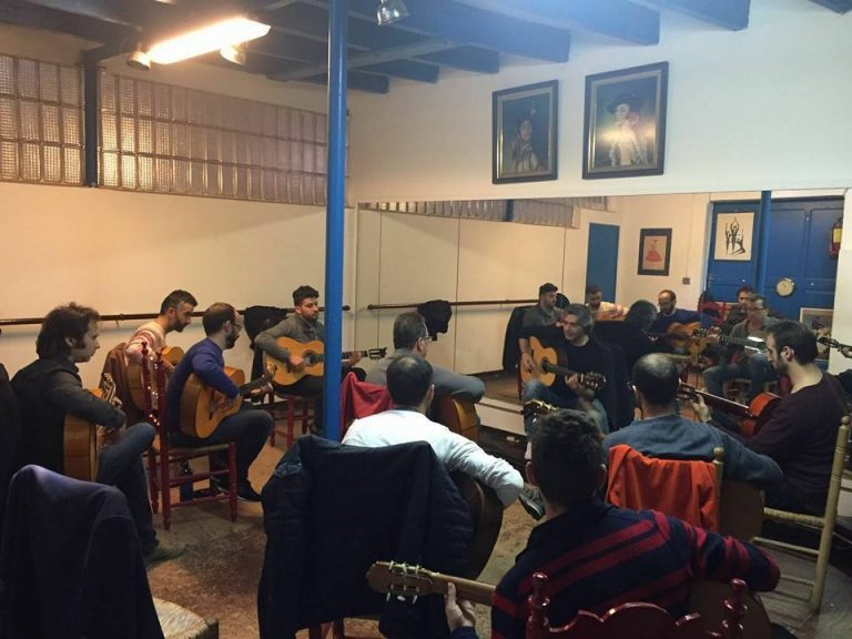 Másterclas de guitarra con ANDRÉS MARTINEZ