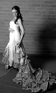 Laura Gallego Bailadora de Flamenco Barcelona