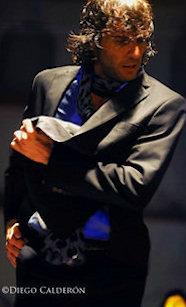Toni Moñiz Bailador de Flamenco Barcelona