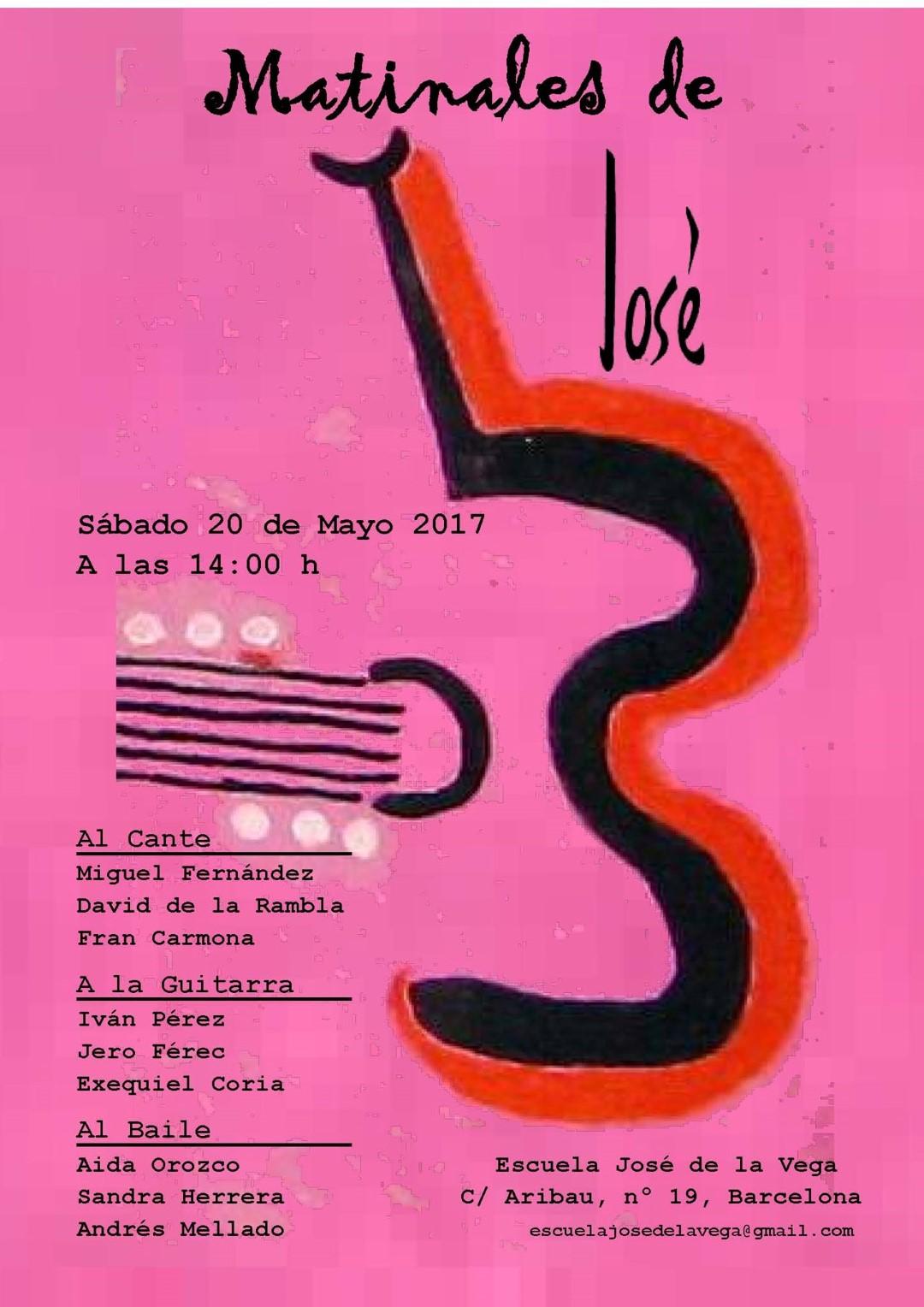 flamenco concierto barcelona