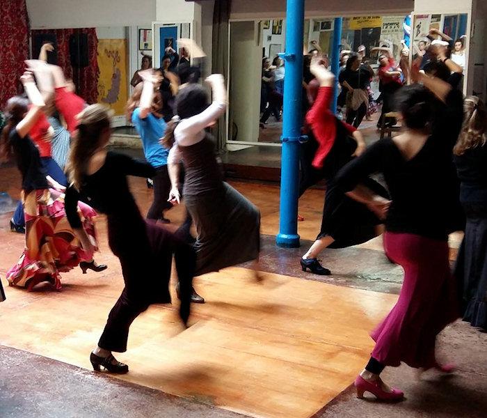 curso de flamenco barcelona