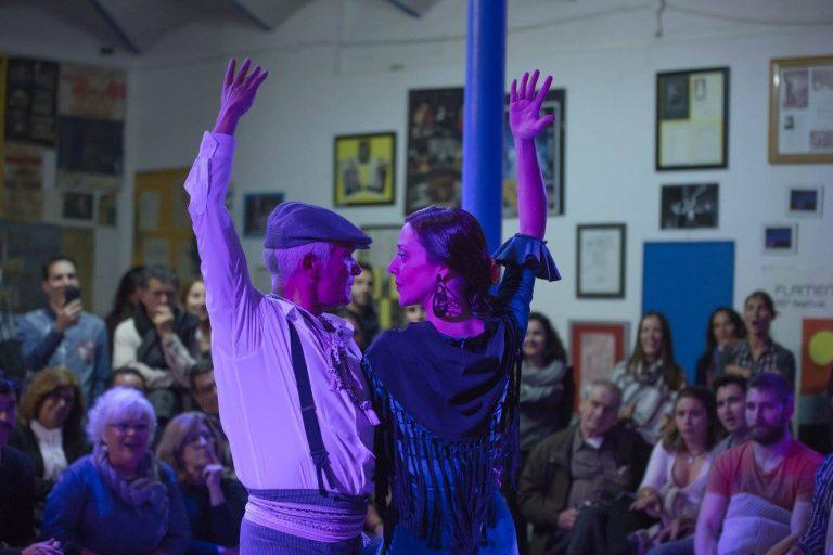 Concurso de baile por Sevillanas 2016
