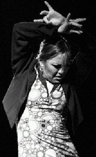 Sara Barrero Bailadora de Flamenco Barcelona